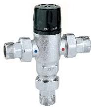 Caleffi mesni ventil serija 521