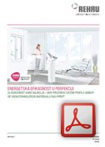 Geneo prozori PVC stolarija - REHAU