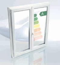 Energetski efikasni prozori REHAU