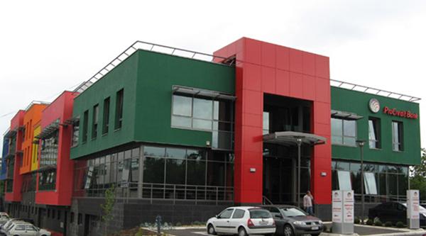 Zgrada ProCredit banke