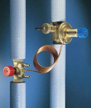 Balansirani ventili - Danfoss