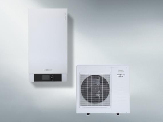 Viessmann Vitosol 200-S toplotna pumpa