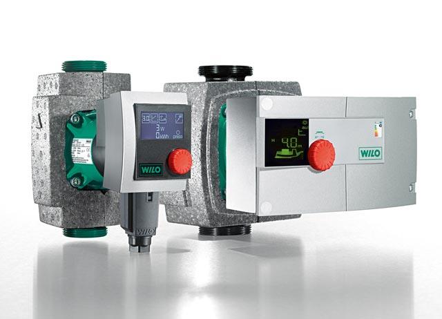 Wilo pumpe visoke energetske efikasnosti