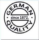 German quality since 1872