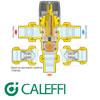 CALEFFI rešenje za pripremu sanitarne vode sa zaštitom od opekotina i prevencijom infekcije od bakterija