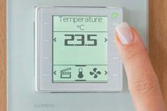 Rešenja za A klasu energetske efikasnosti zgrada - SIEMENS TRA - Total Room Automation